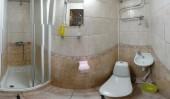 de toilettes et de douches